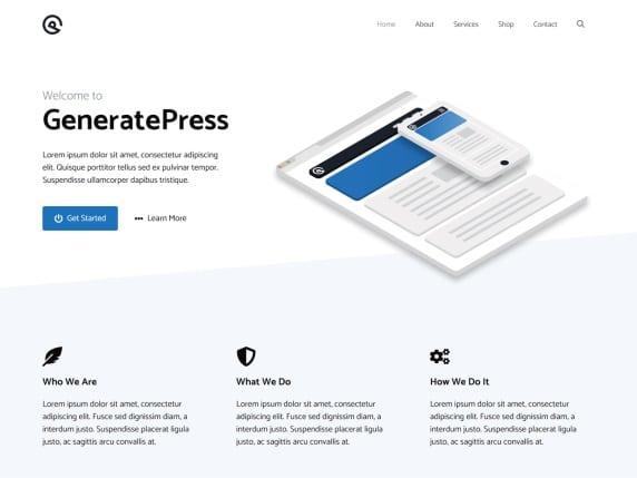 Generate-Press