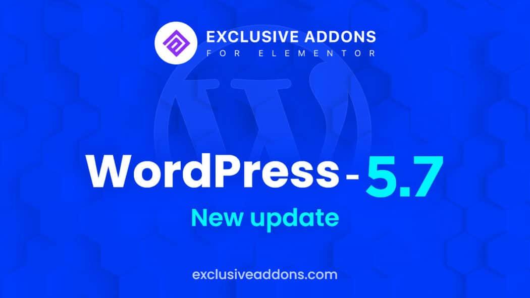 wordpress-update-5.7