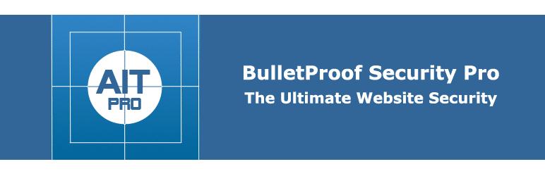 BulletProof Security plugin for wordpress