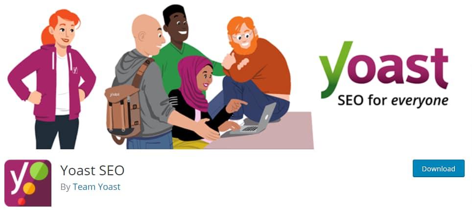WordPress SEO plugin_Yoast SEO